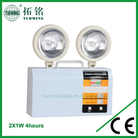 lead-acid battery backup and 4 hours lighting period high quality emergency light