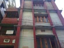 sale 3katha land with 4storied building at jurain in dhaka