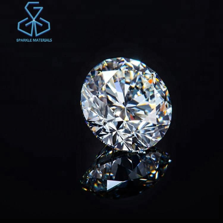 White Color Loose <strong>Diamond</strong> 1 carat Hpht Cvd Lab Grown VVS Wholesale