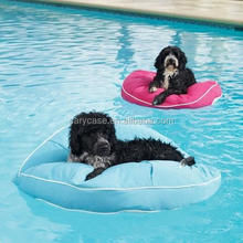Dog taking bath bean bag chair, pet float beanbag