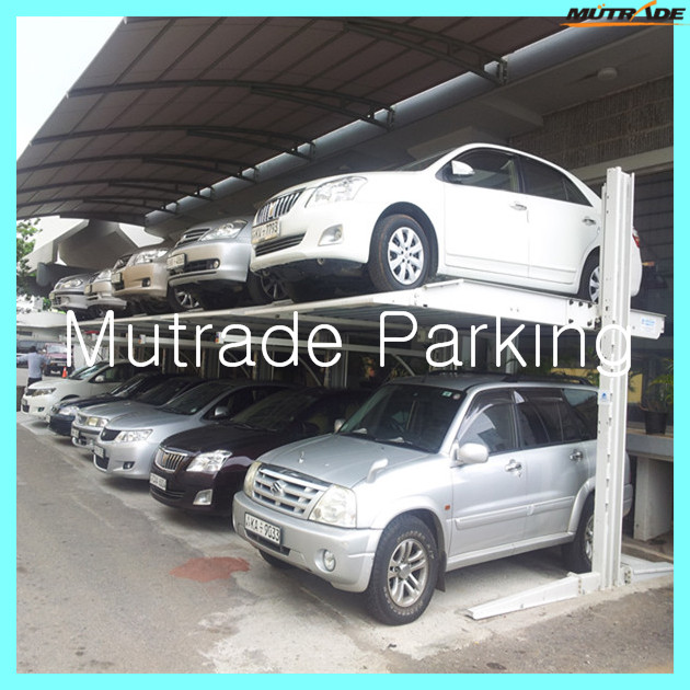 Hydraulic Parking Classic Car Garage