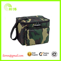 Durable waterproof camoflage picnic bag