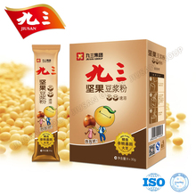 No Added Sucrose Instant Soybean Milk Powder Nuts taste instant ensure Pure Soya bean milk