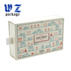 Luxury Handmade Paper Drawer Gift Packaging Box With Color Printing
