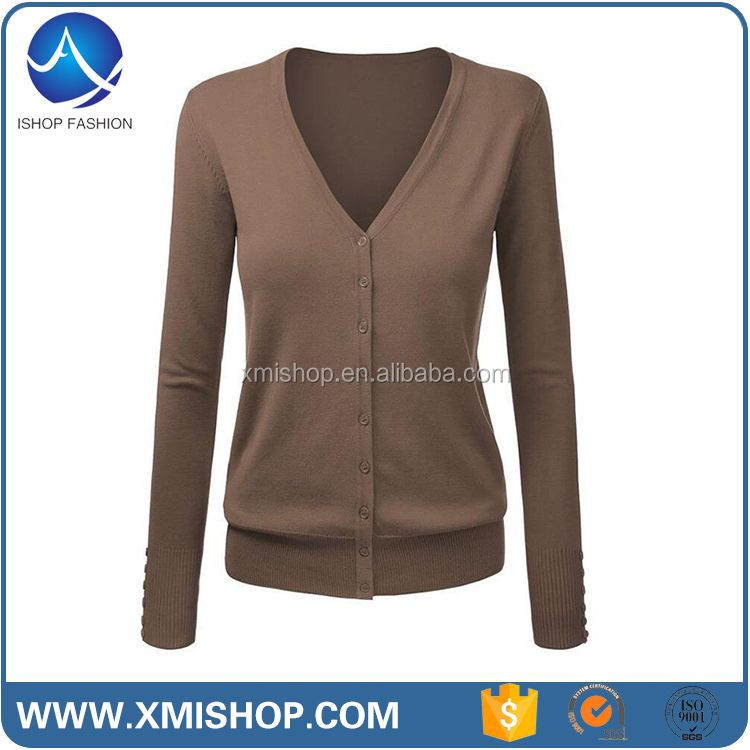 Latest Factory Custom Ladies Corporate Blouses