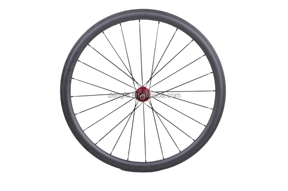 carbon wheels, 50*23mm carbon clincher wheels, road bicycle clincher wheels