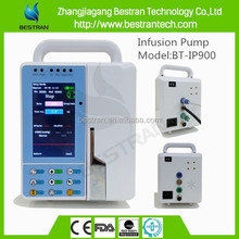 BT-IP900 CE ISO hospital portable remote control hot sale electronic infusion pump