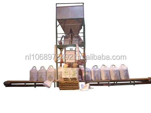 Big bag High Speed Twin filling system