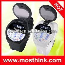 Flip Bluetooth Watch With Vibrating function