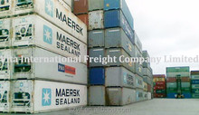 20FT standard reefer container dry shipping container