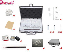 Starter microblading kit with Acrylic Ratio divider, microblading tools microblading needles