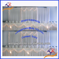 wedding decorations pipes and stands/wedding drapery poles/wedding drapery