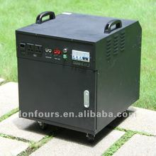 LFS-MSP1000W residential solar power supply system, include solar panel, inverter, controller, battery