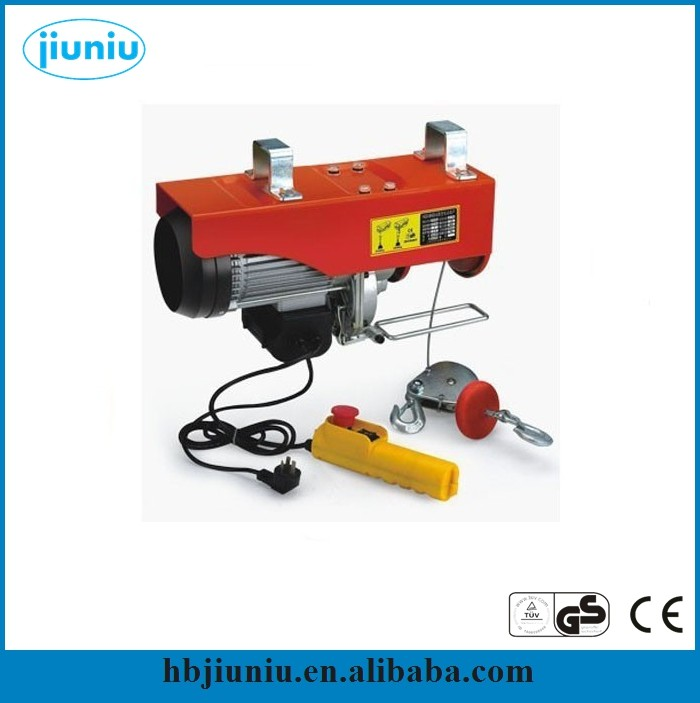 Factory directly supply pa mini electric hoist lifting tools