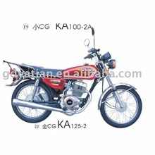 CG125 MOTORCYCLE Classic model.
