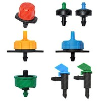 Adjustable On Line Irrigation Dripper For