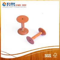 High Quality Wood Spools Thread Variety Size Wooden Bobbin