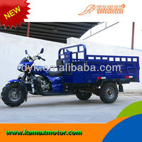 China Water-cooled Truck Cargo Tricycle KA300Z 300cc