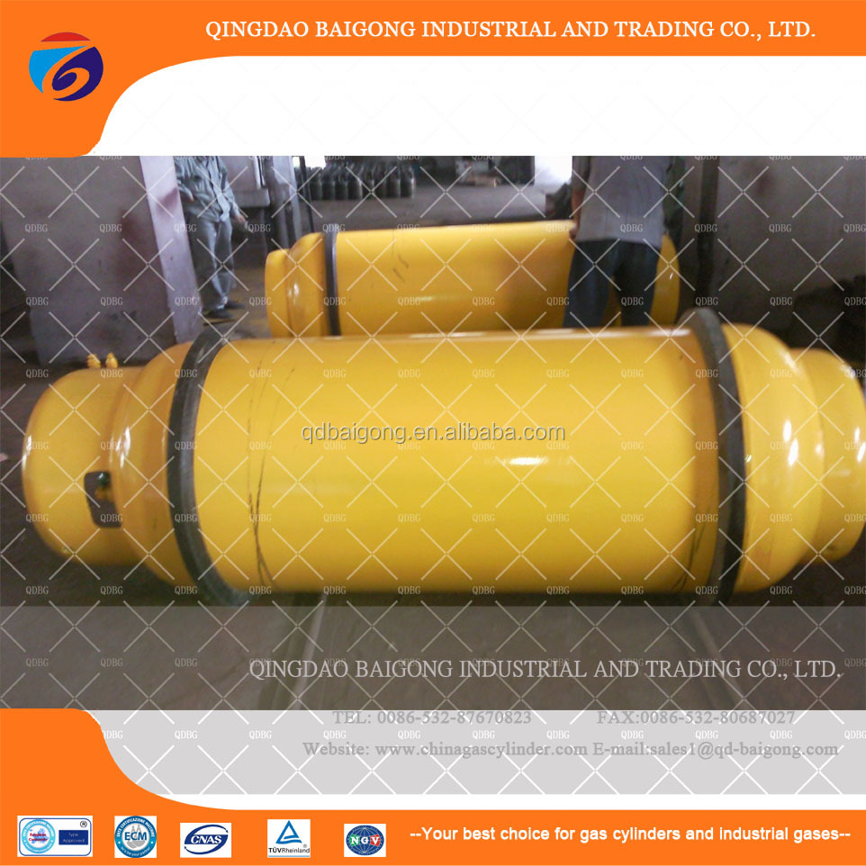 Made In China Price Best Empty Cylinder Liquid Chlorine Tank