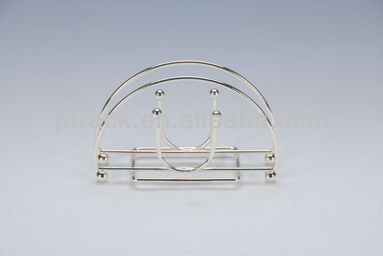 Aluminium single dish display rack PF-E464