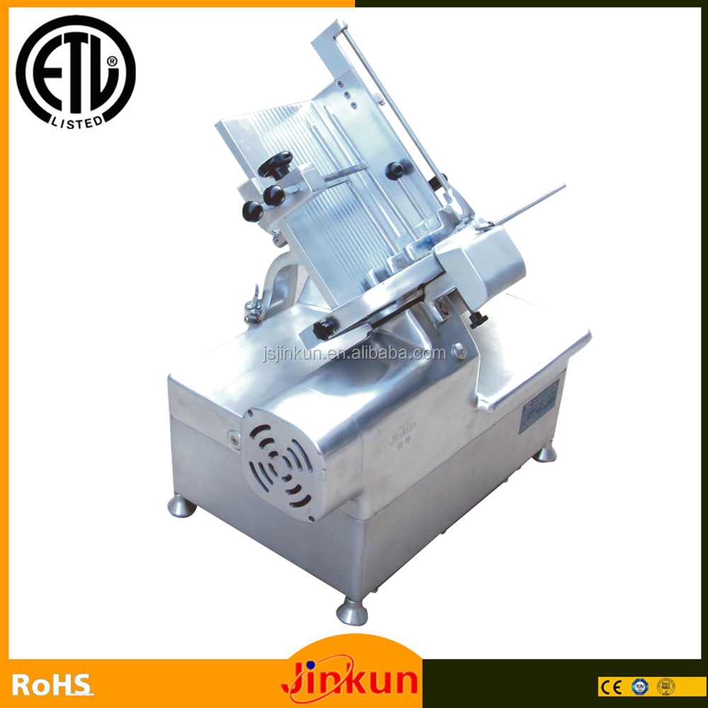 JK-320,320mm Blade Full Automatic Electric Frozen Meat Slicer