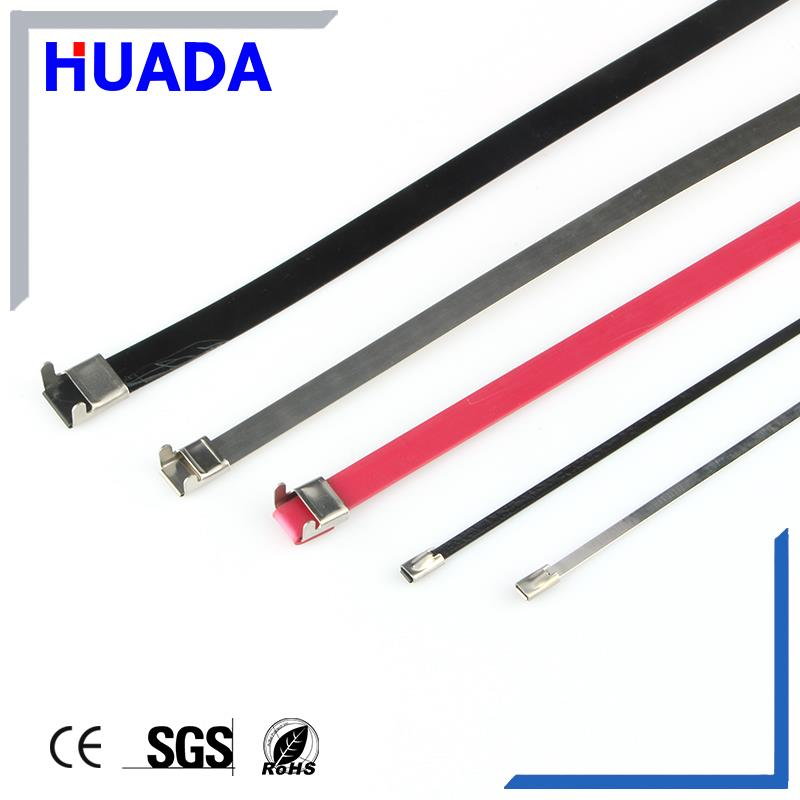 hot sale & high quality steel double loop cable tie