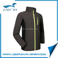 Fashion waterproof breathable softshell winter men bulk wholesale jacket