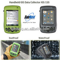 IGS110 Mobile GIS collector,Field Collector and mechanism controller device