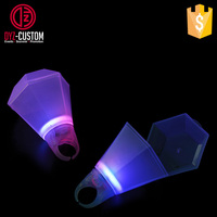 Hen Party Light Up Ring Shot Glass LED Flashing Shot Glass Ring