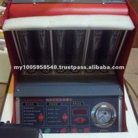 Supply Launch CNC 602A injector cleaning machine