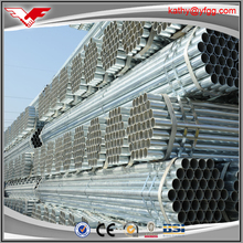 lowest price 1.5'' hot gi pipe /scaffold tube for UK market