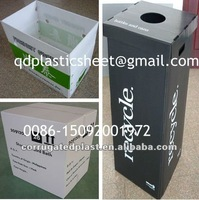 Corrugated Plastic Fold Packing Case