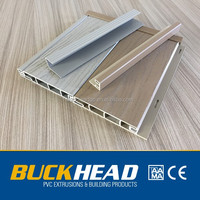 Competitive Price Outdoor PVC Decking With