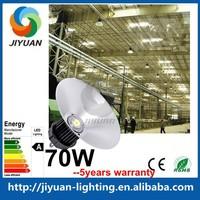 2015 new product 70w waterproof led high bay lights Meanwell driver 5 years warranty