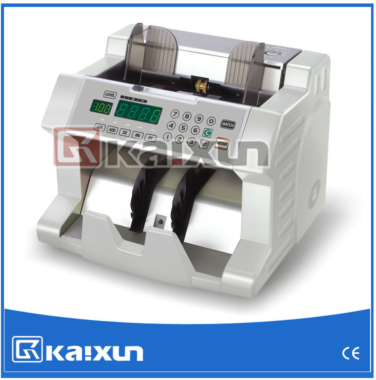 Currency Counter KX-088B with UV and MG banknote counter