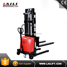 LAILI 2 Ton Semi-Electric Stacker