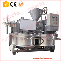 High Oil Yield Commercial Olive Oil Press Machine For Sale/Whatsapp: 86-15803993420