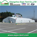Top end easy operation exhibition half sphere dome tent