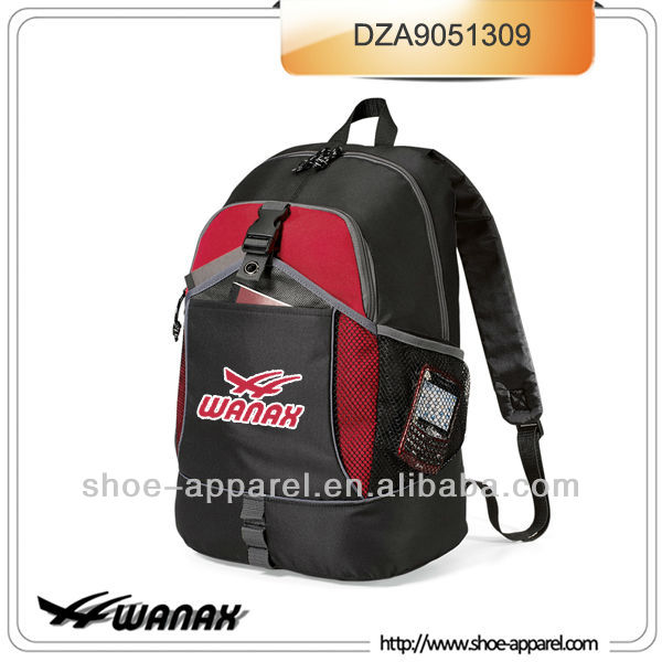 promotional items back pack sports bags