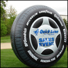 NB-TY2010 hot selling giant inflatable wheel/ tire for advertising