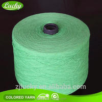 Cnlucky factory Recycled TC yarn for knitting