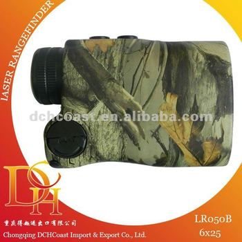 500m 6x25 laser rangefinder for golf measuring instrument LR050B