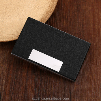 shenzhen dahua bulk business card holder personalized leather business card holderpocket business card - Bulk Business Cards