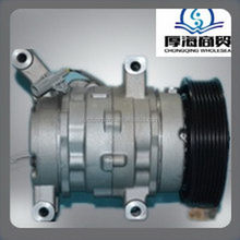 ac compressor for 10S11E 88320-0K100,88320-0K380,88320-71100 also supply r134a electric vehicle ac compressor