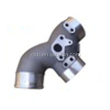 Custom make aluminum alloy gravity casting part with lathe