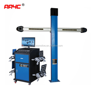 AA4C 3D wheel alignment equipment for car