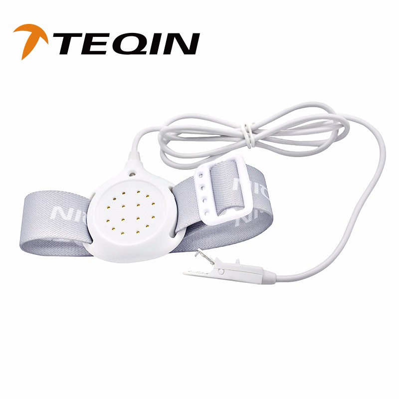 2016 TEQIN Hot and cheap Security Bedwetting Alarm keep the cloth Dry in stock