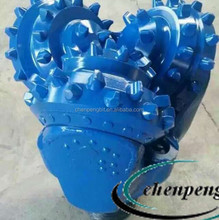 chenpeng 215.9mm steel tooth tricone rock roller bit for well drilling