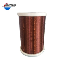 Diameter 0.10mm Copper Clad Aluminum motor winding wire,CCA Enameled Wire