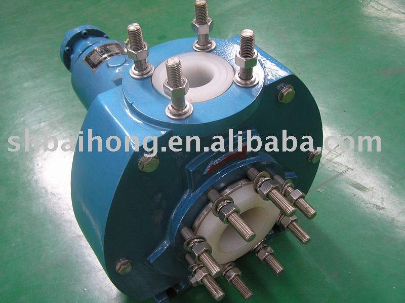 Chemical Pump For Pickling in Steel Rolling Mills